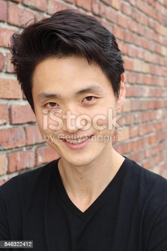 689644378istockphoto Asian Man Portrait Smiling Isolated 846322412