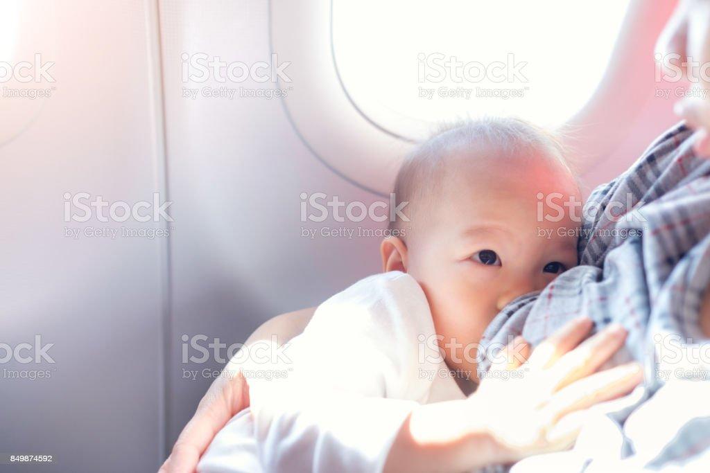 Japanese adult breastfeeding
