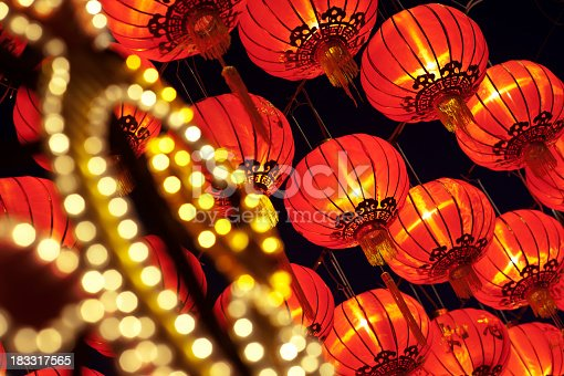 Asian lanterns during a religous festival. Click the image below to see more of my Chinese New Year photos.