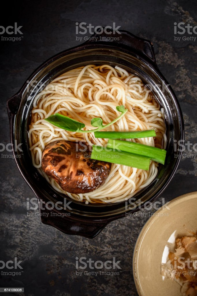 Asian Noodle royalty-free stock photo