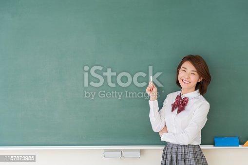 933380808istockphoto asian school girl 1157873985