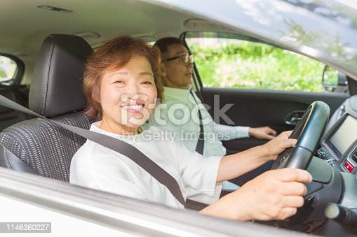 817334706 istock photo asian senior couple 1146360227