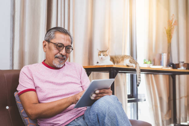 Asian senior father using digital tablets computer while sitting on picture id1184777341?b=1&k=6&m=1184777341&s=612x612&w=0&h=nfegkdprlfvotbs14eba6nf 0fq1qii w5378cbfate=