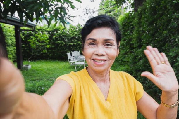 Mature thai women