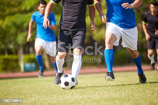 istock asian soccer football player playing outdoors 1082738674
