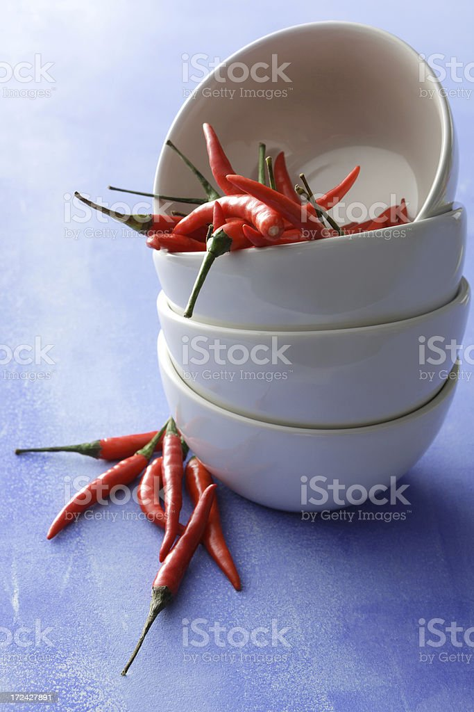 Asian Stills: Chili Pepper royalty-free stock photo