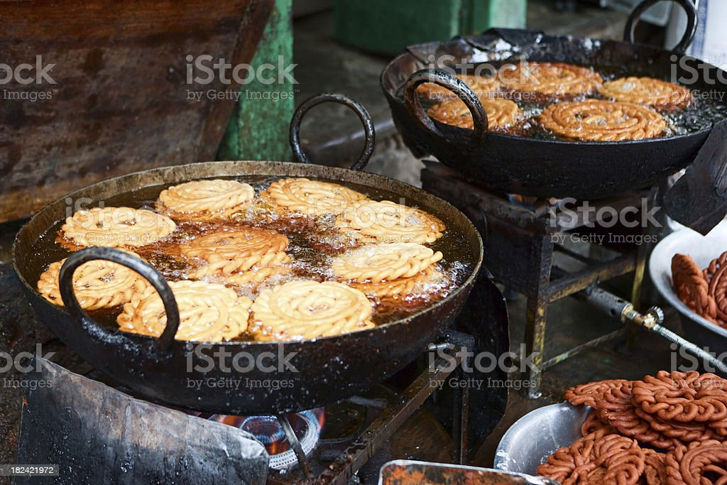 Asian street food royalty-free stock photo