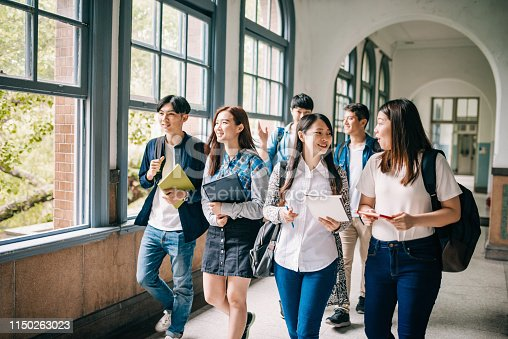 Studying abroad in international campus in East Asia - excellent opportunity for graduates and post graduates to achieve excellence in education and research