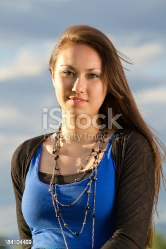 istock Asian Teen 184104469