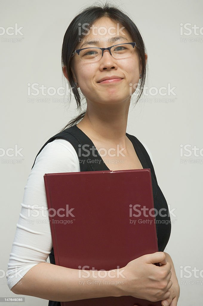 Asian Woman 3 royalty-free stock photo