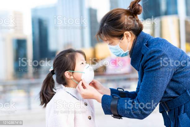 Asian woman and her daughter wearing masks in city street picture id1210357415?b=1&k=6&m=1210357415&s=612x612&h=pvtyiyd91ocsrgt0wqxrm0syfkixj0zdqslugkgxpy0=