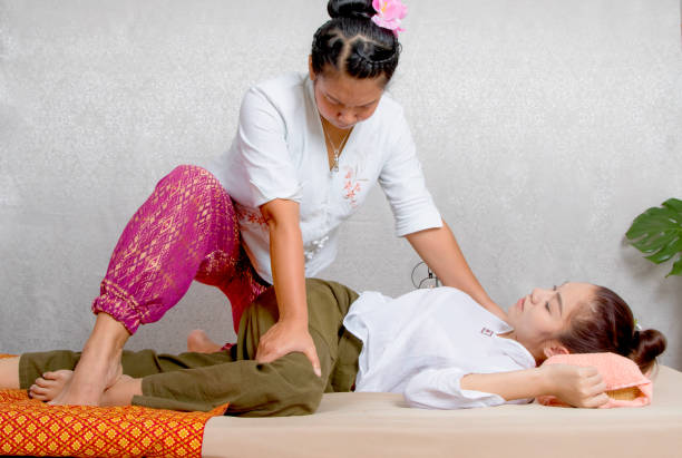 Thai Massage Pictures, Images And Stock Photos - Istock-8609