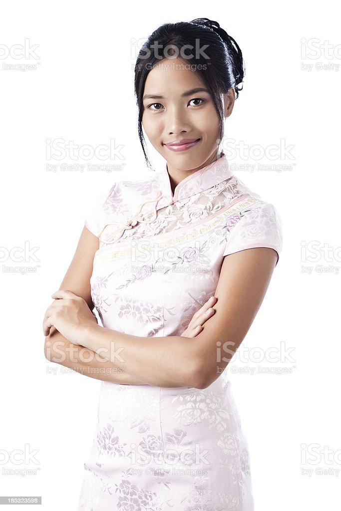 Asian Woman Series stock photo