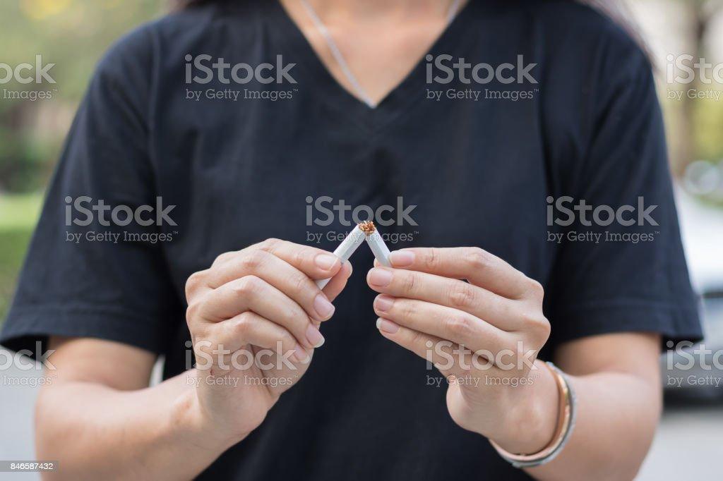 rauchen reduzieren