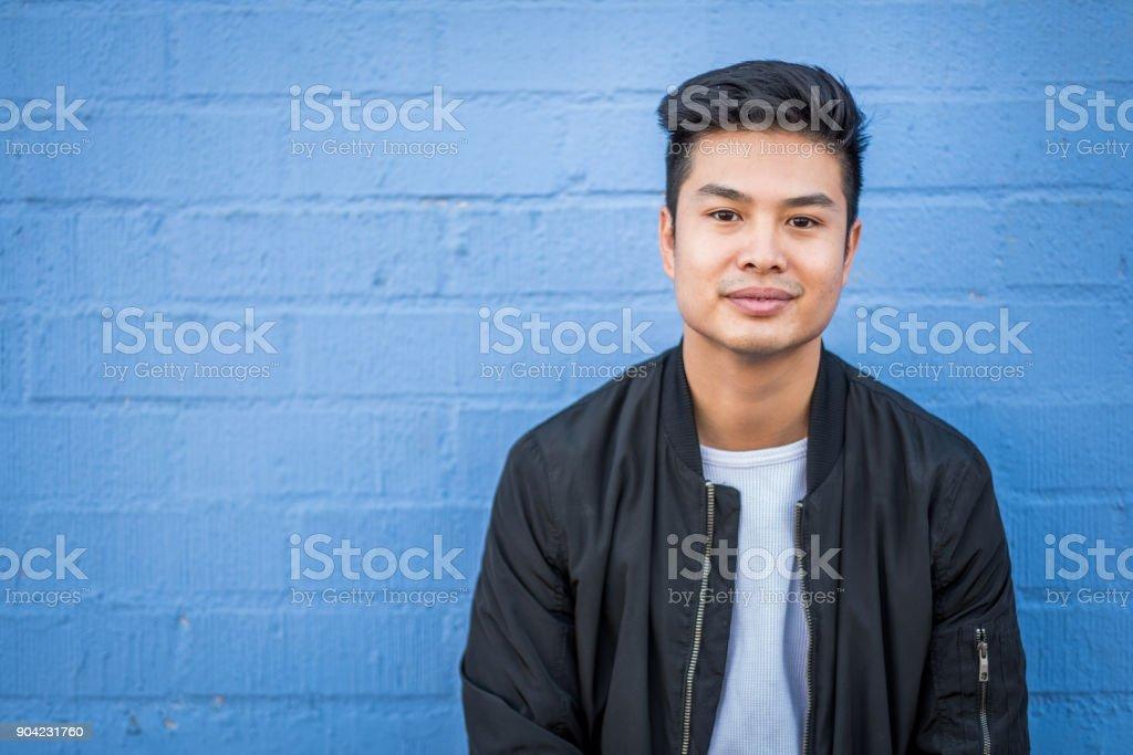 Asiatische junge Erwachsene Hipster – Foto
