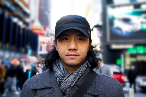 york Asian guy new