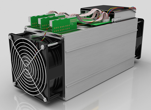 hardware needed for cryptocurrency mining