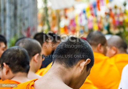 istock Ask for alms 534539587