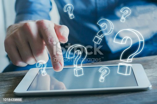 istock ask questions, FAQ, what where why who 1018439866