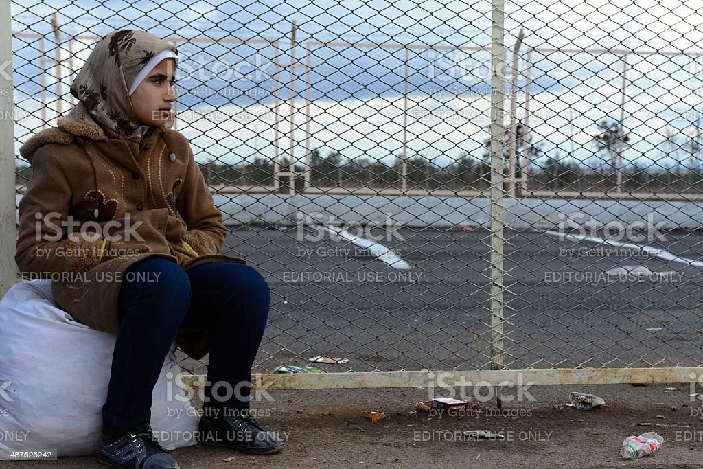 Asma - young woman stock photo