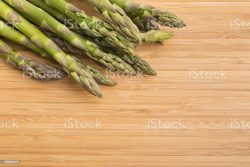 Aspargos cacho - foto de acervo