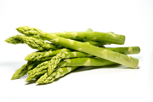 Asparagus Bunch Stock Photo - Download Image Now