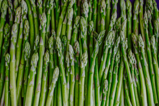 asparagus - asparagus stock pictures, royalty-free photos & images