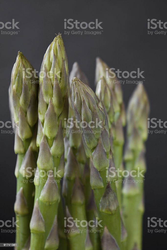 Asparagi royalty-free stock photo