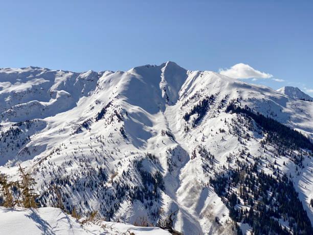 Aspen Colorado stock photo