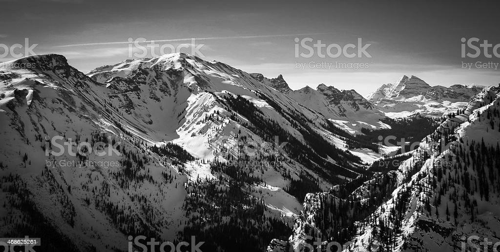 Aspen stock photo
