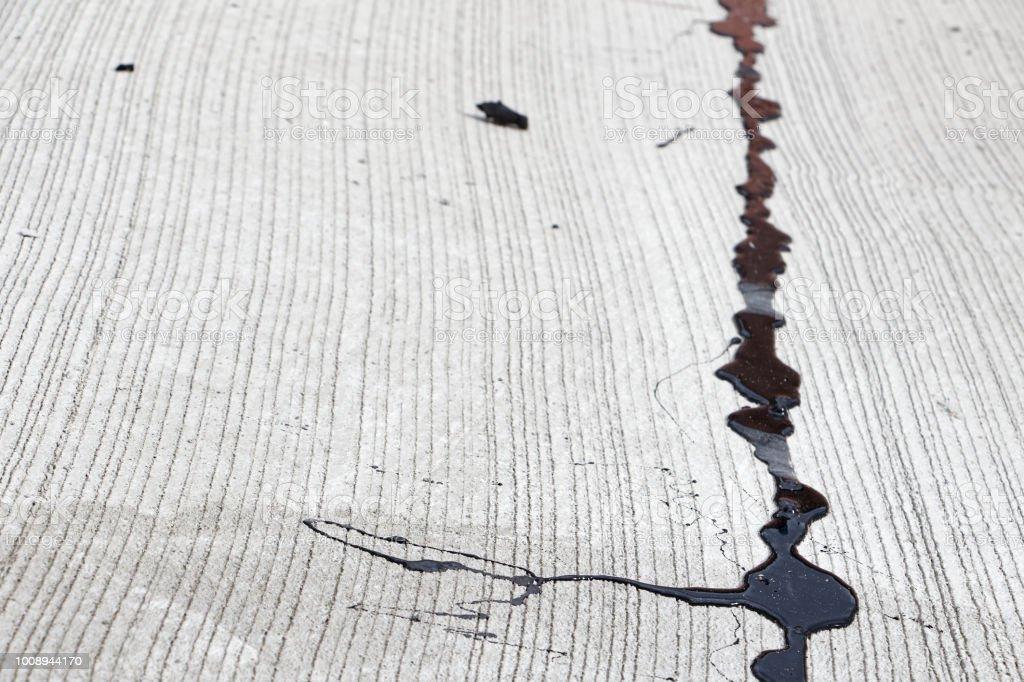 Asphalt Crack Filler Driveway Asphalt Crack Repair Cold