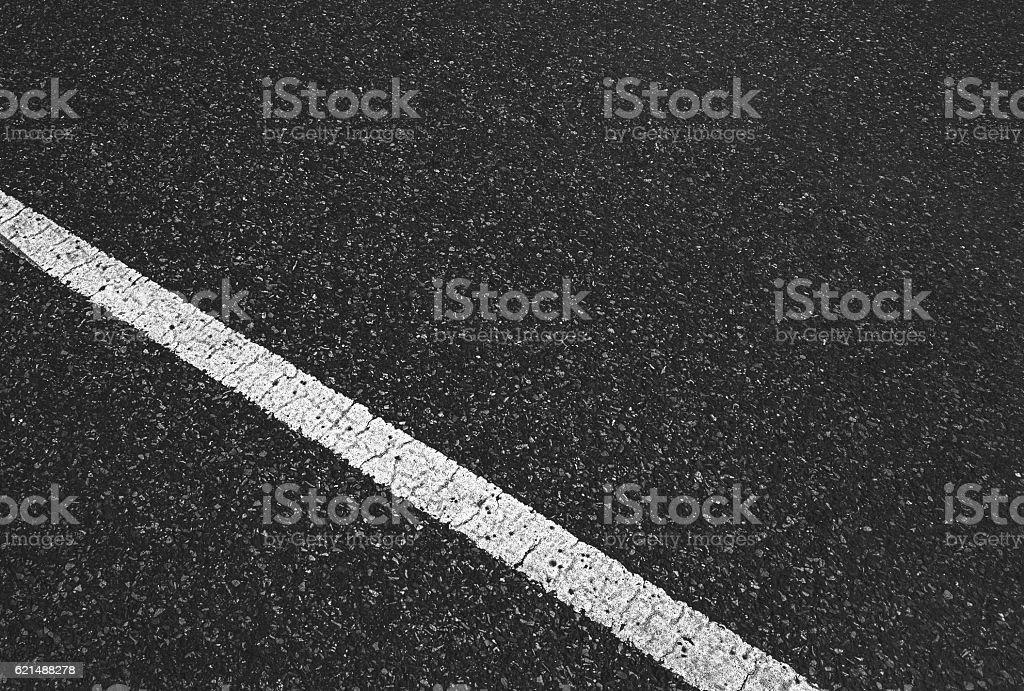 asphalt Straße Hintergrund Lizenzfreies stock-foto
