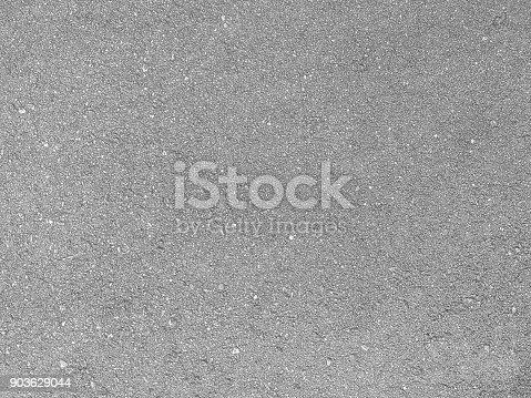 istock Asphalt seamless textured 903629044