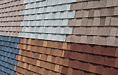 Asphalt Shingle Display