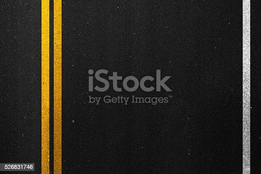 istock Asphalt texture background 526831746