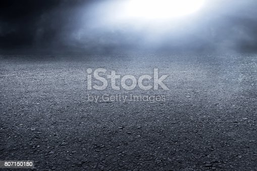 istock Asphalt texture background 807150180