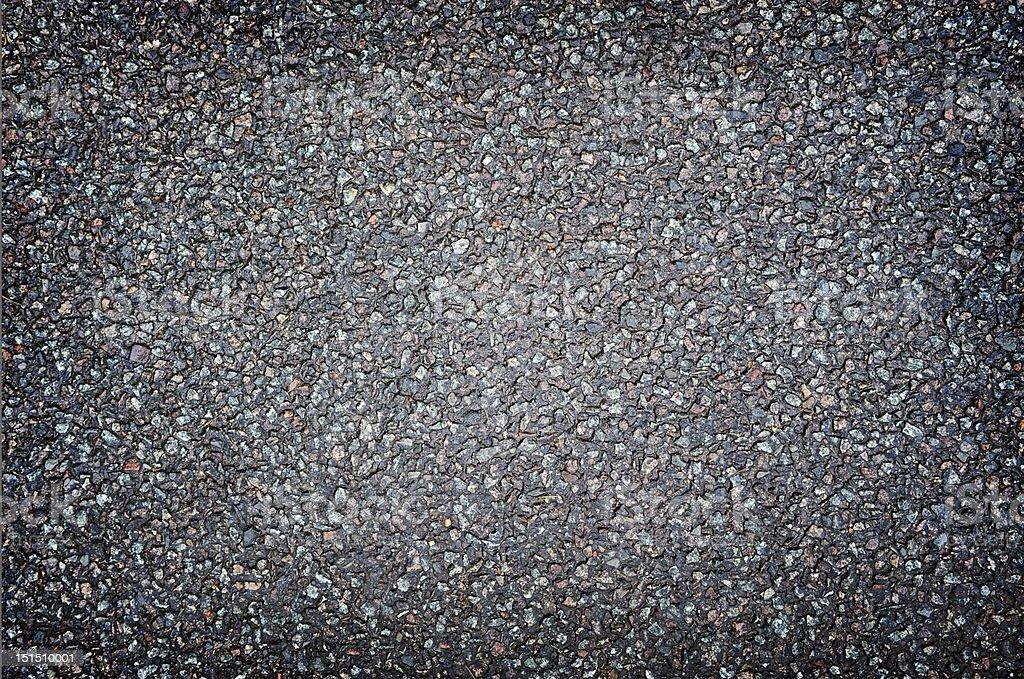 Asphalt texture        (© Lobke Peers) royalty-free stock photo
