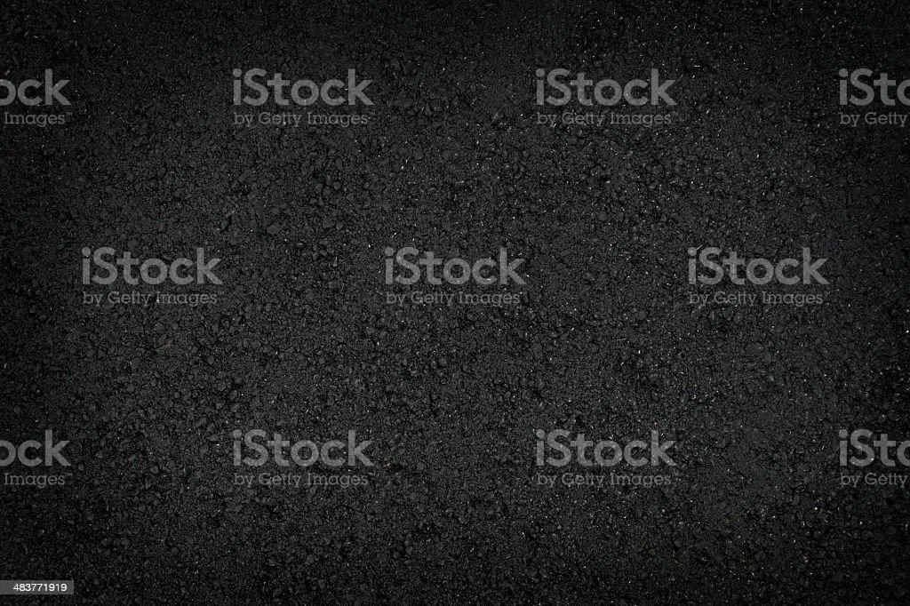 Asphalt Texture royalty-free stock photo