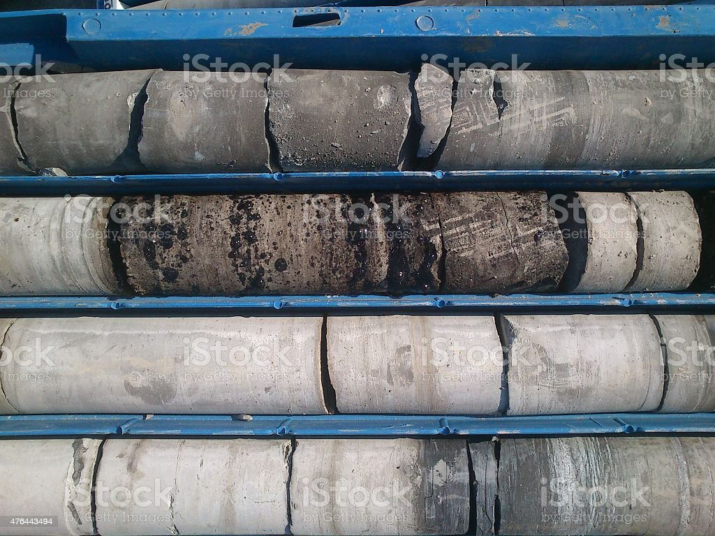 asphaltite stock photo