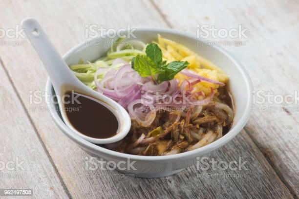 Foto de Assam Laksa e mais fotos de stock de Almoço
