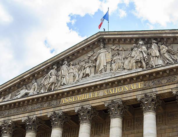 assemblée galería nacional de parís - cultura francesa fotografías e imágenes de stock