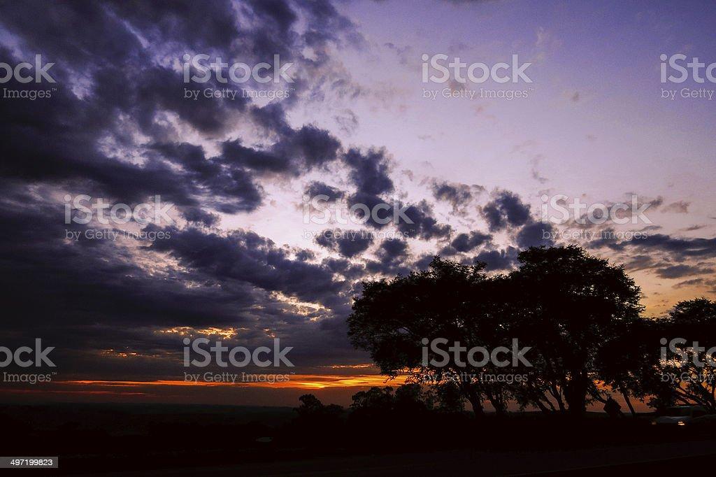 E Assim Termina O Dia Stock Photo - Download Image Now - iStock