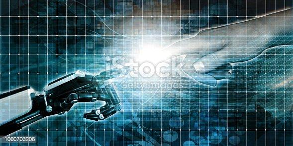 1042827770istockphoto AI Assisting Humans 1060703206