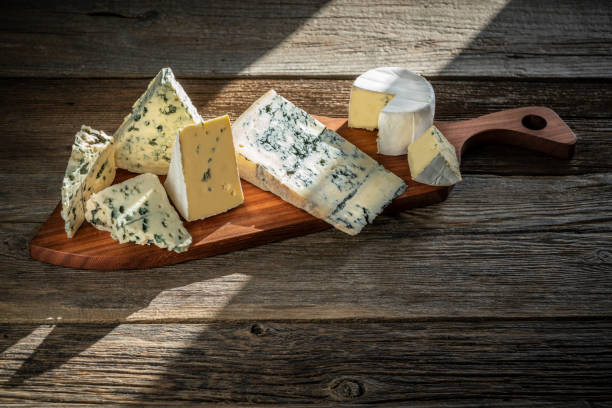 Roquefort Fromage Stock Photos Pictures Royalty Free Images
