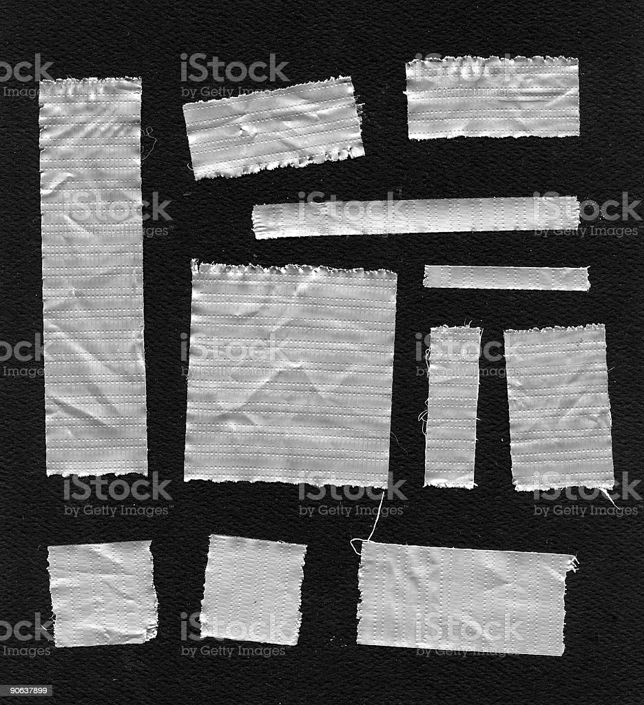 Assorted Duct Tape (XL) stock photo
