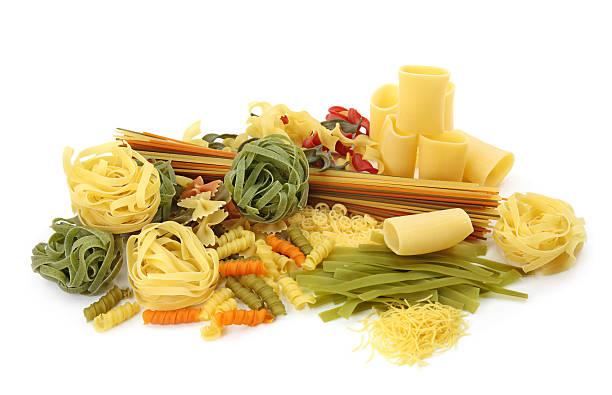 Auswahl an pasta – Foto