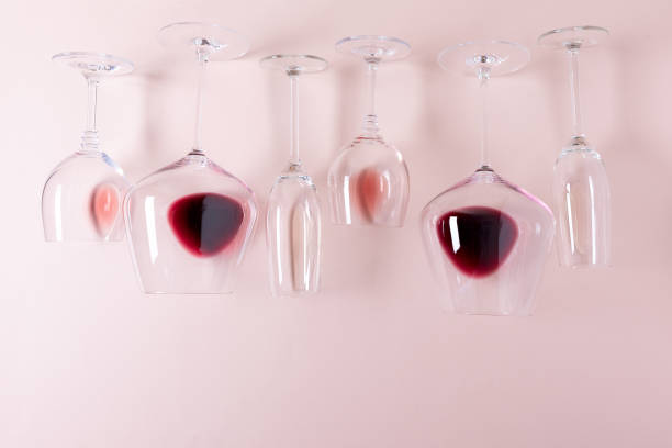 Assorted wineglasses with red rose and white wine lying top edge on picture id1162360965?b=1&k=6&m=1162360965&s=612x612&w=0&h=zkuypvtfspzkvs4rzu lom r8 2engzw0srdertbpum=
