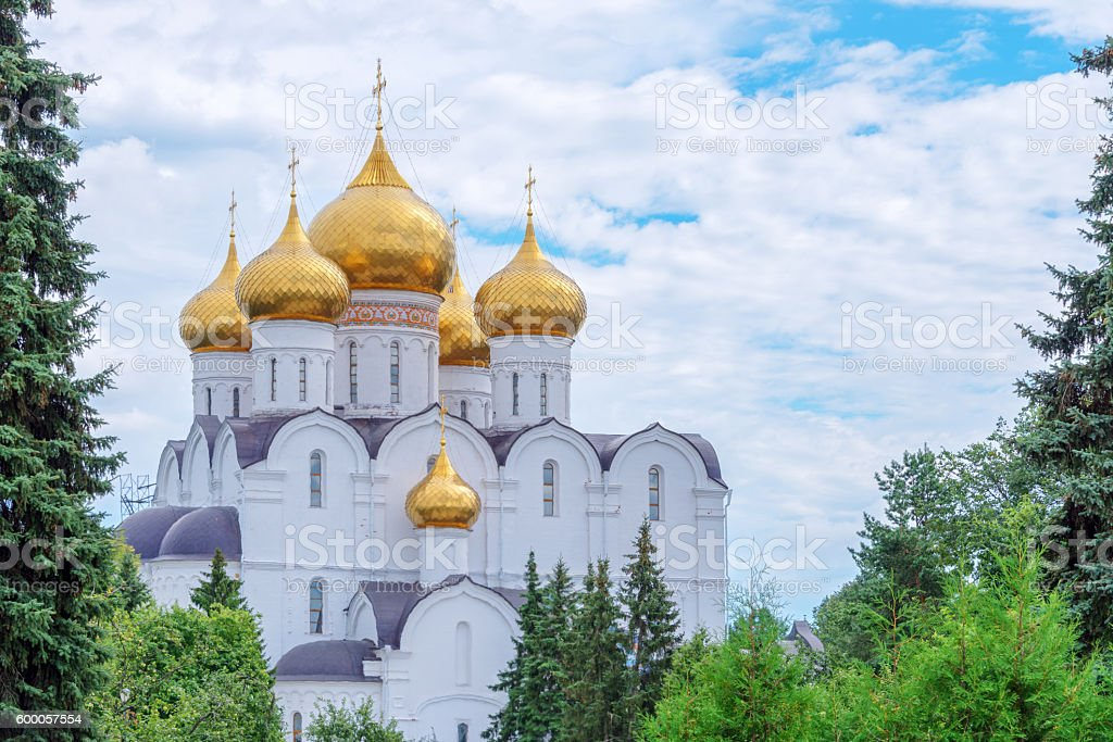 Assumption Cathedral, Yaroslavl, Golden ring, Russia - Photo