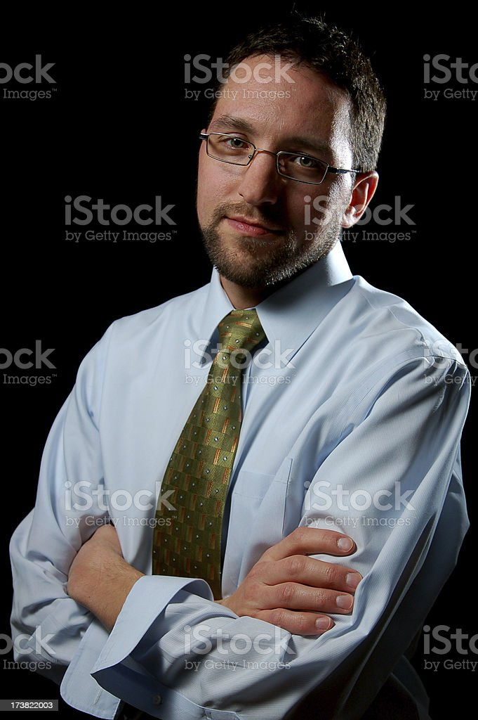 Assured stock photo