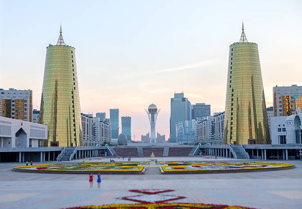 Astana City Astana City kazakhstan stock pictures, royalty-free photos & images